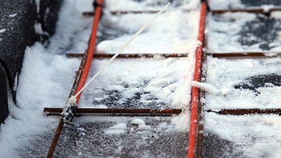 Добавки для зимнего бетонирования